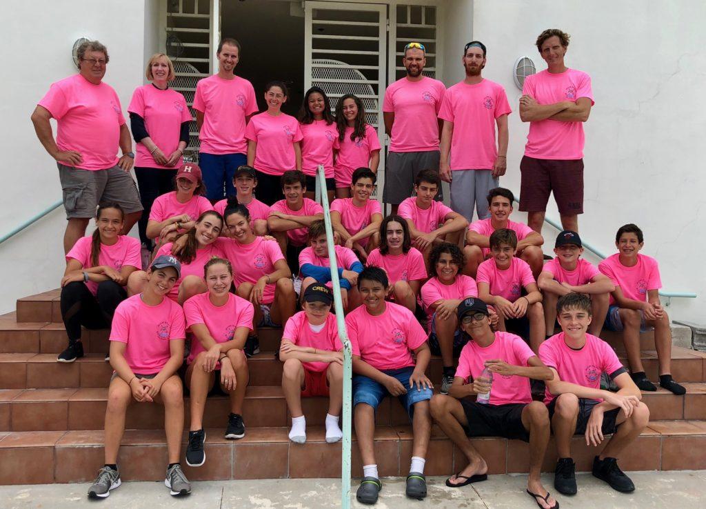 Miami Beach Rowing Club Summer Camp